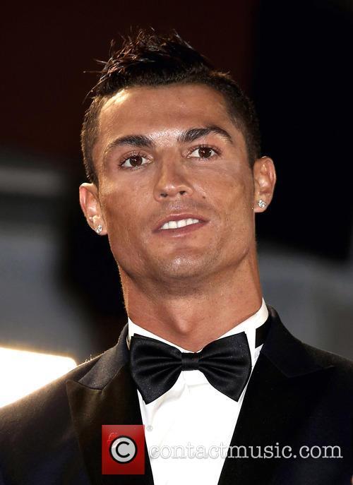 Christiano Ronaldo 1