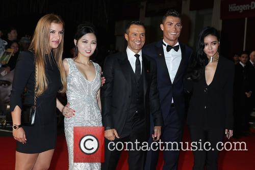 Jorges Mendes and Christiano Ronaldo 3