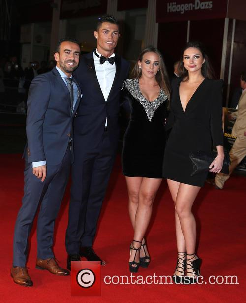 Christiano Ronaldo and Chloe Green 2