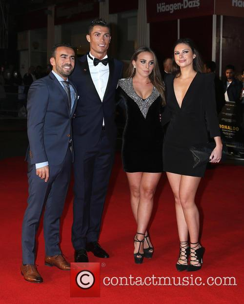 Christiano Ronaldo and Chloe Green 3