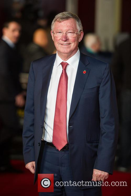 Sir Alex Ferguson 2