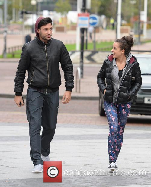 Giovanni Pernice and Georgia May Foote 1
