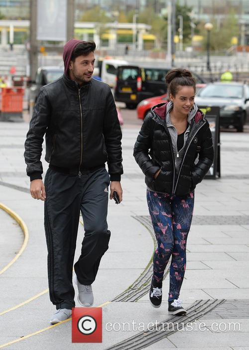 Giovanni Pernice and Georgia May Foote 3