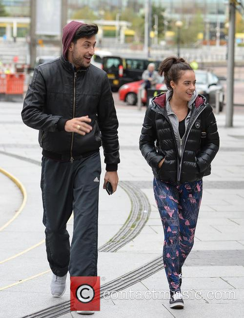 Giovanni Pernice and Georgia May Foote 5