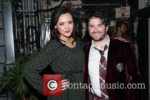 Rebecca Brown and Alex Brightman 2