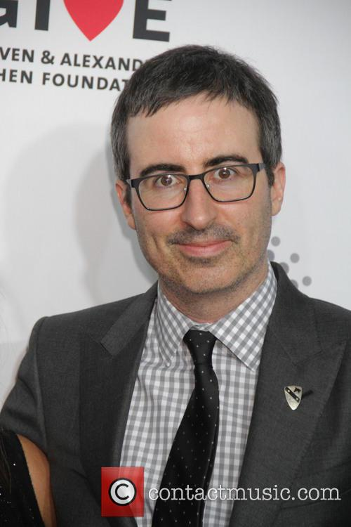 China Blocks John Oliver's Name On Social Media After Xi Jinping Sketch