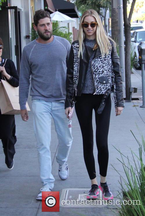 Whitney Port and And Husband 2