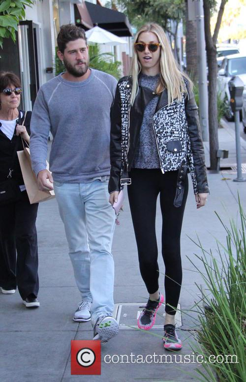 Whitney Port and And Husband 3