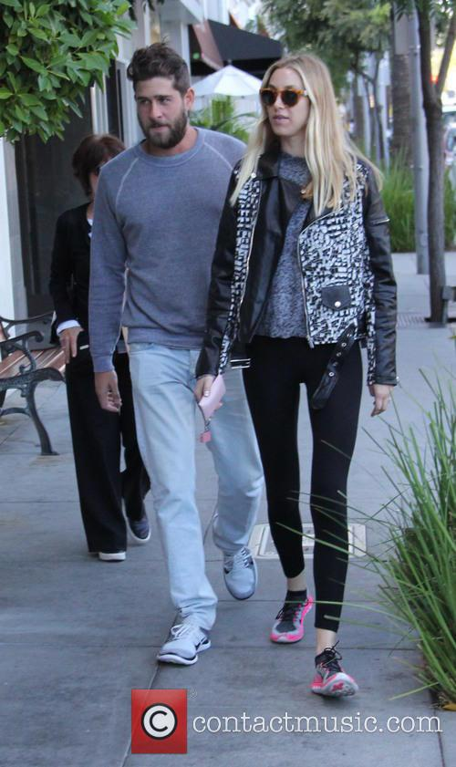 Whitney Port and And Husband 6