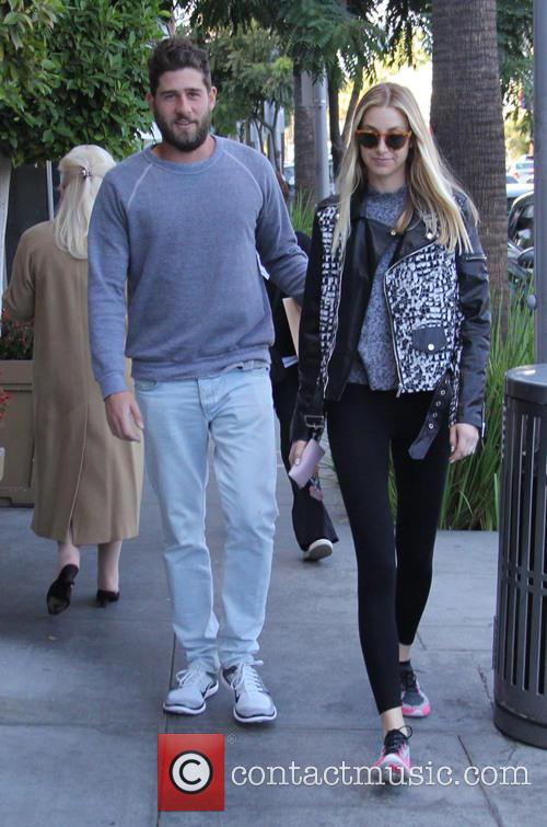 Whitney Port and And Husband 9