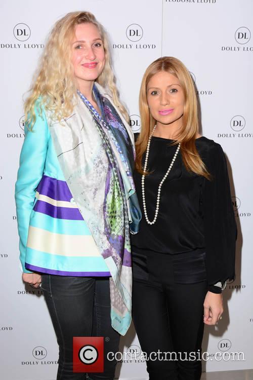 Tamara Dumas and Teodosia Lloyd 2