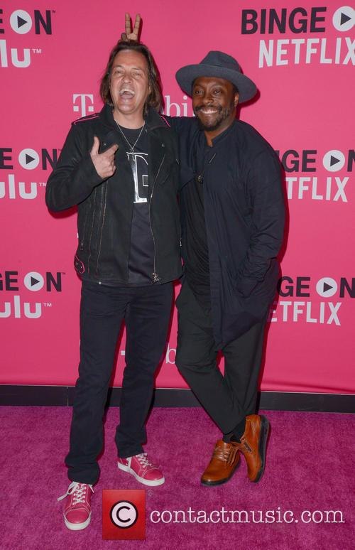 John Legere and Will.i.am 1