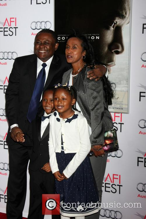 Dr. Bennet Omalu and Family 1