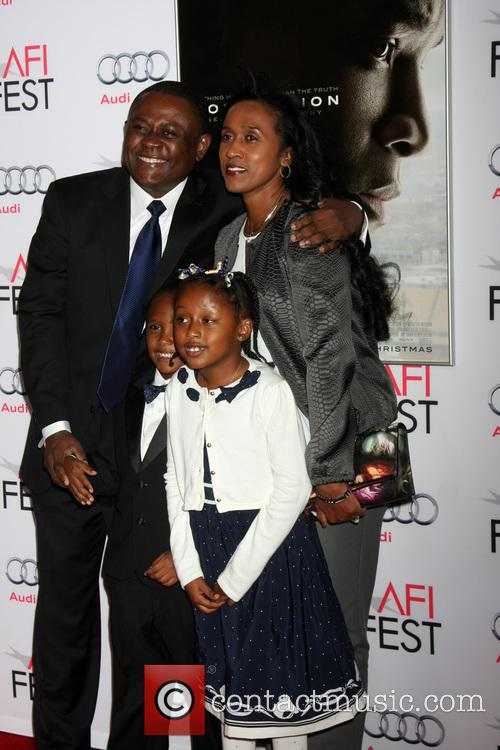Dr. Bennet Omalu and Family 2