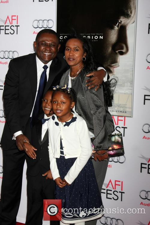 Dr. Bennet Omalu and Family 3