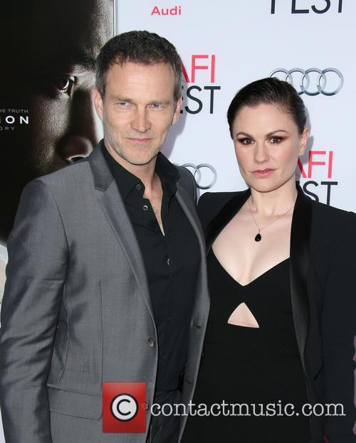 Stephen Moyer and Anna Paquin 10