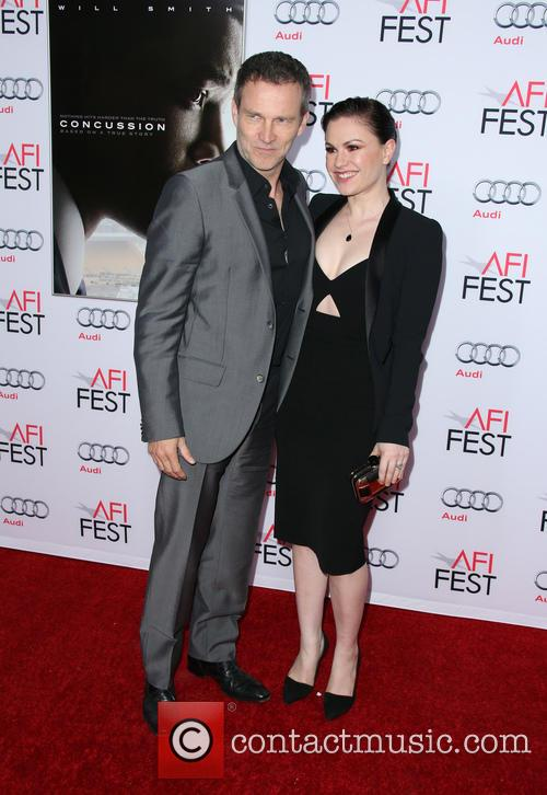 Stephen Moyer and Anna Paquin 11