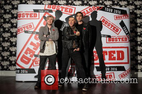 Busted, James Bourne, Ki Fitzgerald and Matt Willis 3