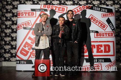Busted, James Bourne, Ki Fitzgerald and Matt Willis 4