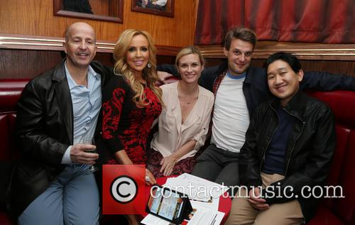 David Alessi, Deborah Alessi, Bonnie Somerville, Nick J Lee and Guest 1