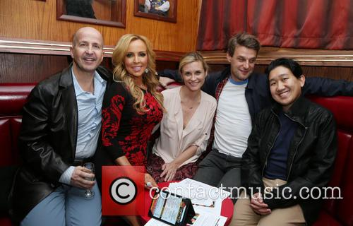 David Alessi, Deborah Alessi, Bonnie Somerville, Nick J Lee and Guest 2