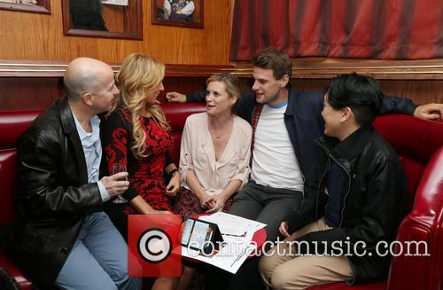 David Alessi, Deborah Alessi, Bonnie Somerville, Nick J Lee and Guest 4