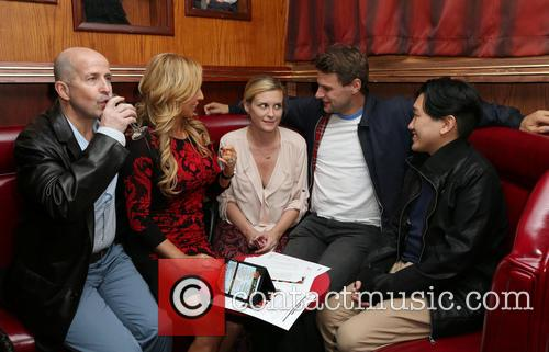 David Alessi, Deborah Alessi, Bonnie Somerville, Nick J Lee and Guest 5
