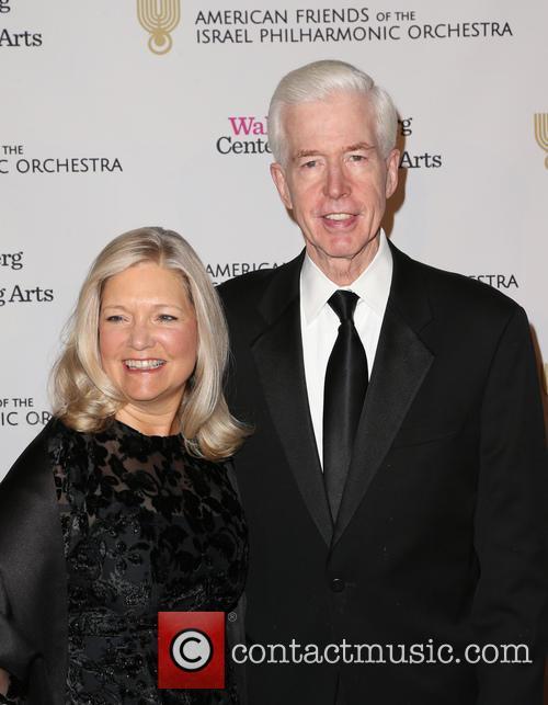 Gray Davis and Sharon Ryer Davis 1