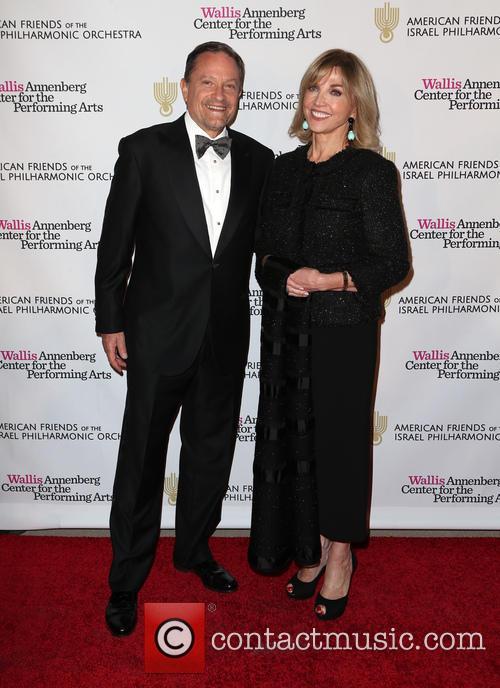 Carole Black and Mark Weaver 1