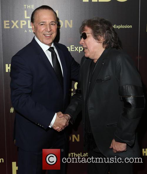 Tommy Mottola and Jose Feliciano 2