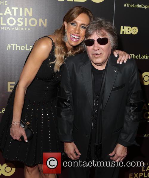 Lili Estefan and Jose Feliciano 5