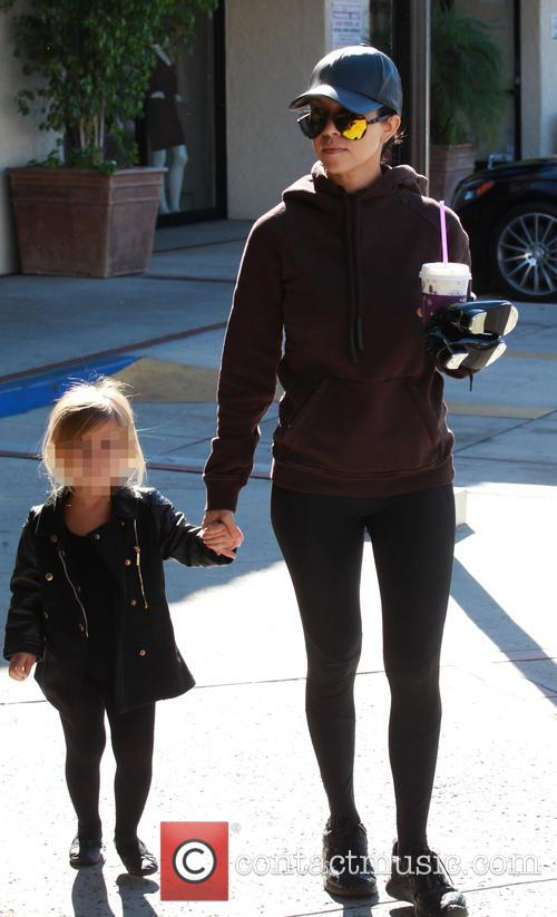 Kourtney Kardashian and Penelope Scotland Disick 10