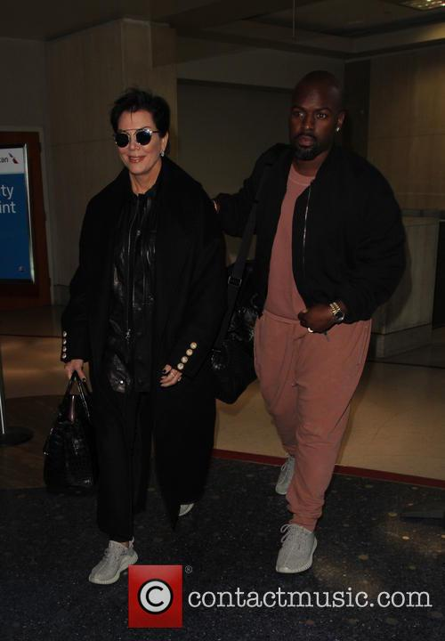 Kris Jenner and Corey Gamble 6