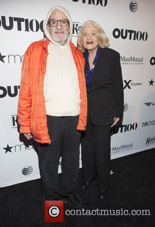 Larry Kramer and Edie Windsor 2