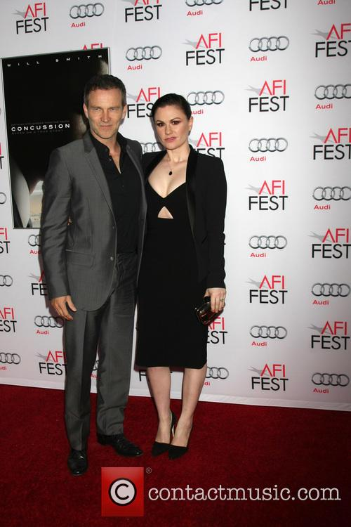 Stephen Moyer and Anna Paquin 4