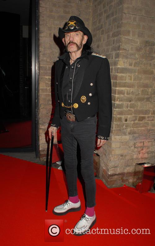 Lemmy Kilmister 2