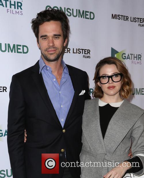 David Walton and Majandra Delfino 3