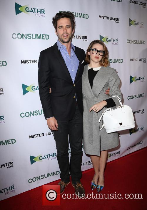 David Walton and Majandra Delfino 5