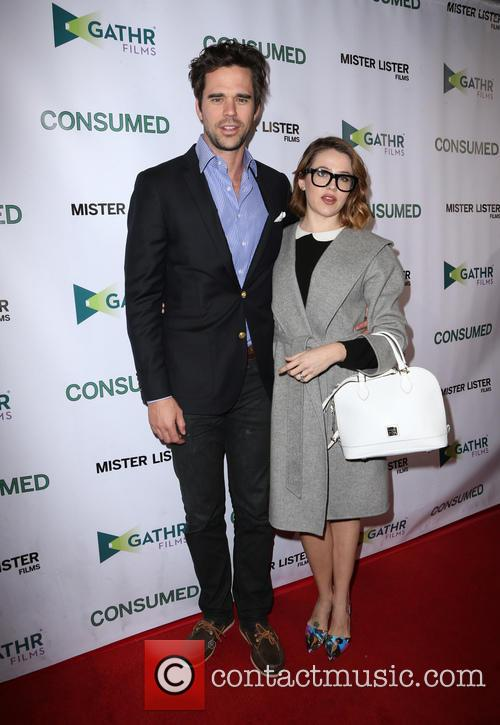 David Walton and Majandra Delfino 7