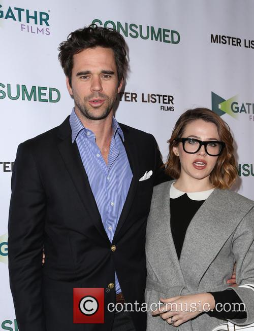 David Walton and Majandra Delfino 8