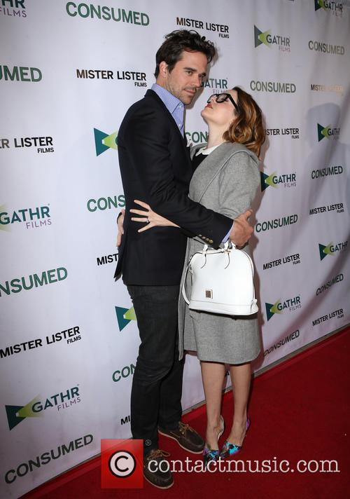 David Walton and Majandra Delfino 9