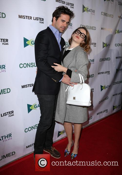 David Walton and Majandra Delfino 11