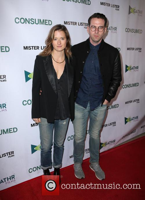 Grace Gummer and Boyfriend 1