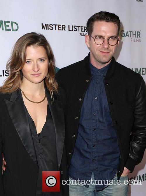 Grace Gummer and Boyfriend 4