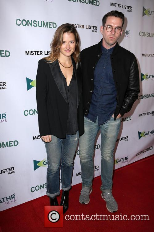 Grace Gummer and Boyfriend 6