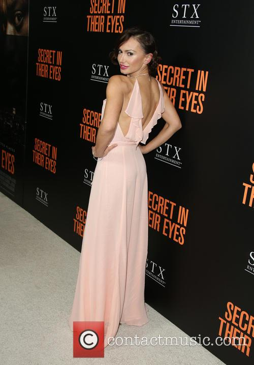 Premiere of STX Entertainment's 'Secret In Their Eyes'...