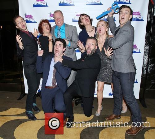 Ethan Dubin, Mary Ann Conk, Patrick Noonan, Lynne Wintersteller, Kate Middleton, Jordan Ahnquist, Adam Gerber and Jeremy Kushnier 1