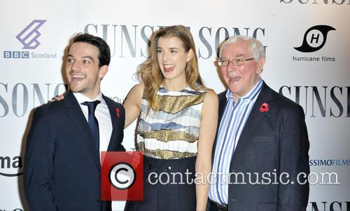 Sunset Song Scottish Premiere, Filmhouse, Edinburgh, Wednesday and November 6