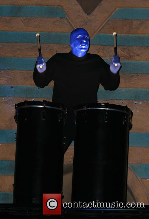 Blue Man Group 8
