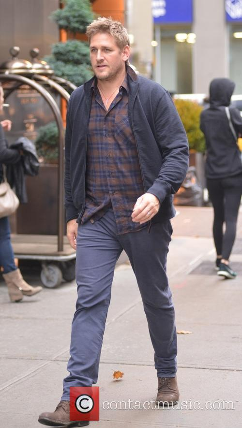 Curtis Stone out and about in Manhattan